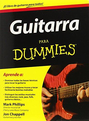 9786070712159: Guitarra para Dummies/Guitar for Dummies
