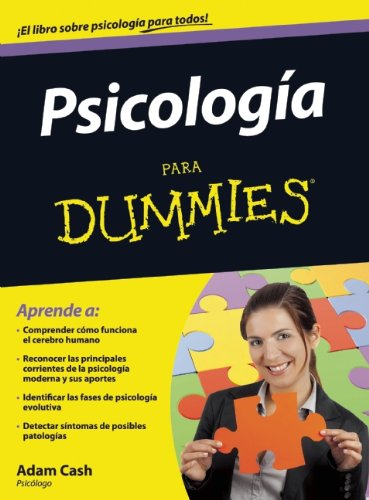 9786070712166: Psicologia para Dummies / Psychology for Dummies