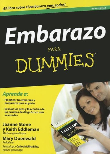9786070713569: Embarazo para dummies (For Dummies) (Spanish Edition)