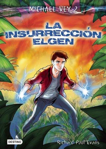 9786070714603: Michael Vey 2. La insurreccion Elgen (Spanish Edition)