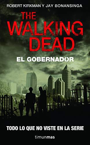 9786070714788: El Gobernador (Walking Dead: The Governor)