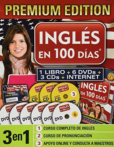 9786070714979: Inglés en 100 días Premium edition