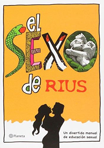 9786070716027: El sexo de Rius (Spanish Edition)