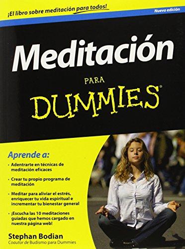 9786070716980: Meditacion para dummies