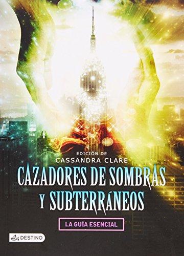 9786070717024: Cazadores de sombras y subterraneos (Spanish Edition)
