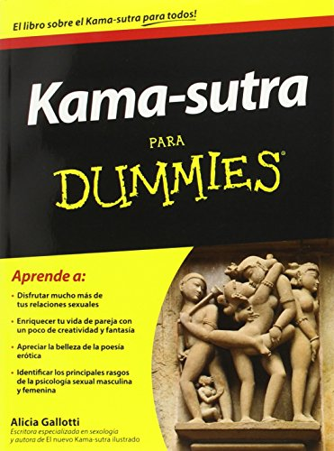 Kama-Sutra Para Dummies: Gallotti, Alicia