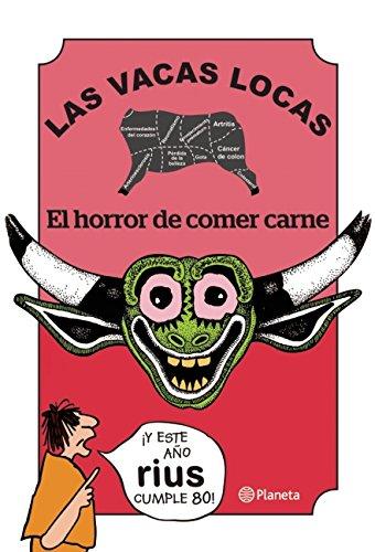 Las vacas locas (Spanish Edition): Eduardo del Rio