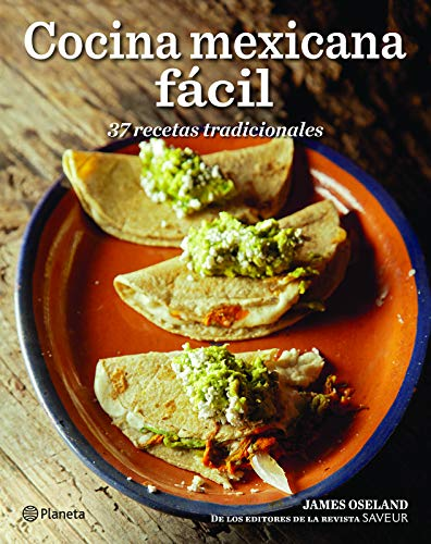 9786070721670: Cocina Mexicana Fácil (Spanish Edition)