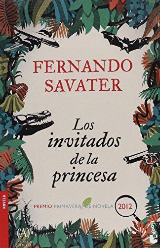 9786070722943: INVITADOS DE LA PRINCESA, LOS