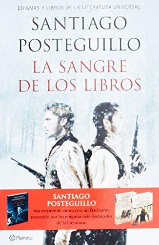9786070724442: La sangre de los libros (Spanish Edition)