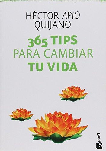 9786070724503: 365 tips para cambiar tu vida