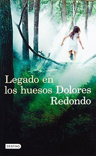 9786070726460: Legado en los huesos (Spanish Edition)