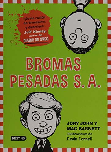 9786070729539: Bromas Pesadas S.A.