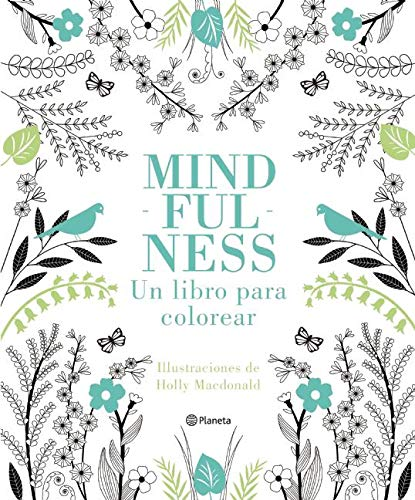 9786070731877: Mindfulness para colorear (Spanish Edition)