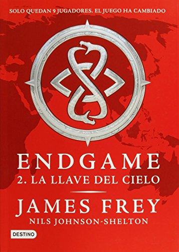 Endgame 2. La llave del cielo: Frey, James /