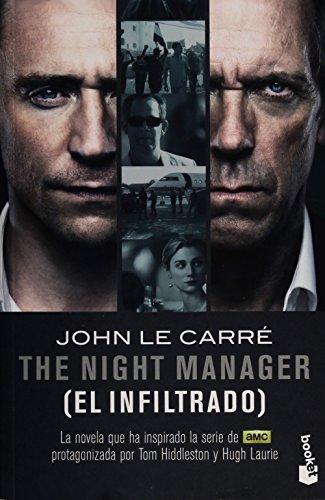 9786070733840: The night manager (El infiltrado)