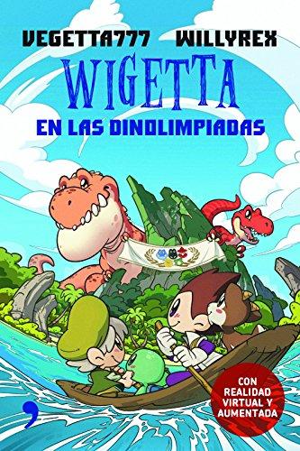 9786070737206: SPA-WIGETTA EN LAS DINOLIMPIAD (4you2)