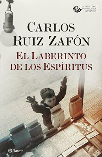 9786070737336: LABERINTO DE LOS ESPIRITUS, EL