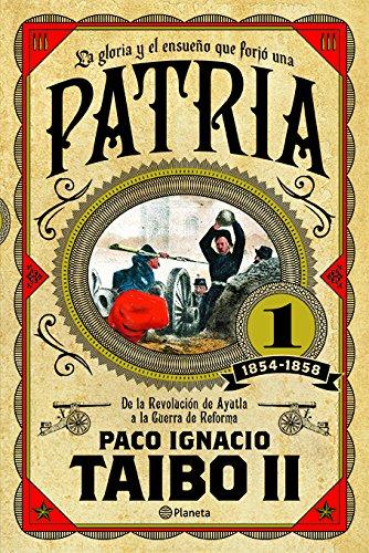 Patria 1 (Spanish Edition)