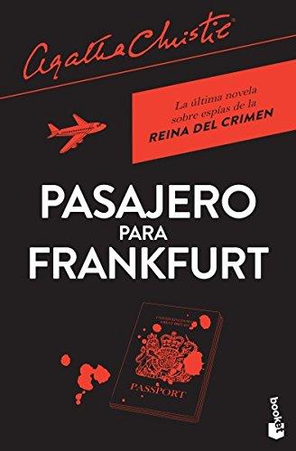 9786070744792: Pasajero para Frankfurt