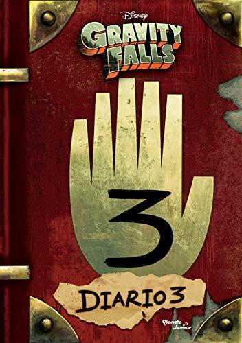 9786070747021: Gravity Falls. Diario 3. Hard Cover