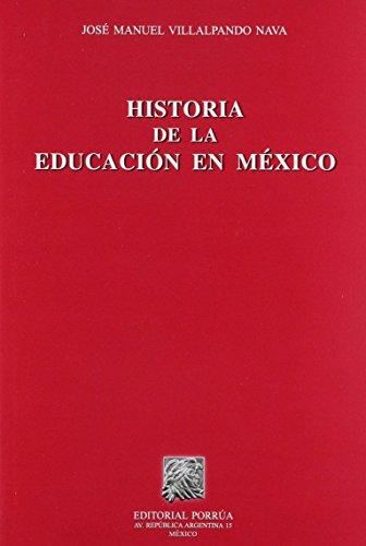 9786070901454: historia de la educacion en m