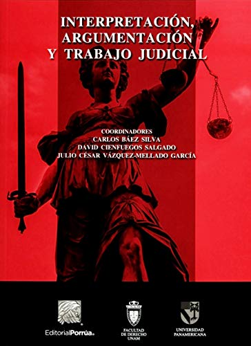 9786070902758: INTERPRETACION ARGUMENTACION Y TRABAJO JUDICIAL