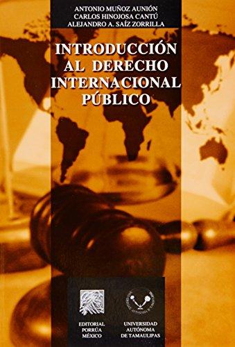 9786070903335: INTRODUCCION AL DERECHO INTERNACIONAL PUBLICO