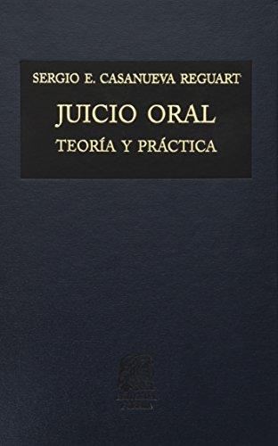 9786070903670: JUICIO ORAL TEORIA Y PRACTICA