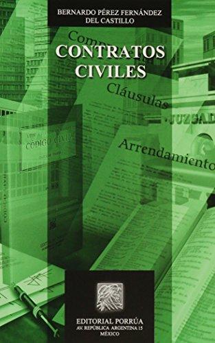 9786070903779: Contratos Civiles