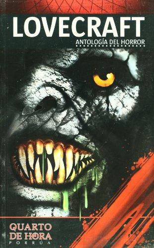 9786070904059: Lovecraft Antologia Del Horror (Spanish Edition)