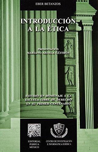 9786070908309: INTRODUCCION A LA ETICA