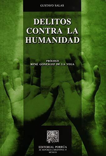 9786070908644: DELITOS CONTRA LA HUMANIDAD