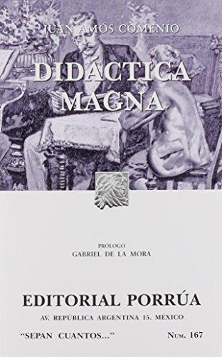 DIDACTICA MAGNA (SC167): COMENIO, JUAN AMOS