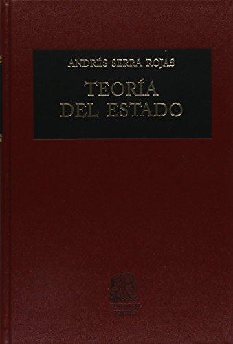 9786070910005: TEORIA DEL ESTADO