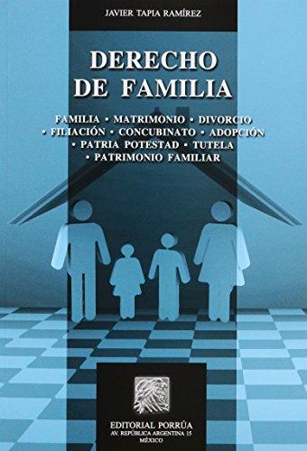 9786070910777: DERECHO DE FAMILIA