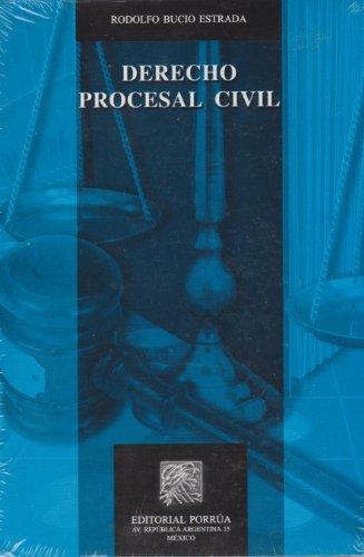 9786070911842: DERECHO PROCESAL CIVIL