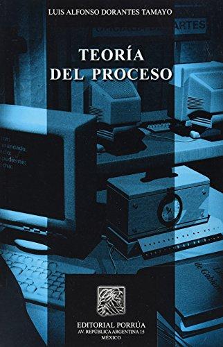 9786070912528: TEORIA DEL PROCESO