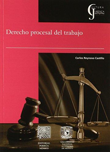 9786070915895: Derecho Procesal Del Trabajo
