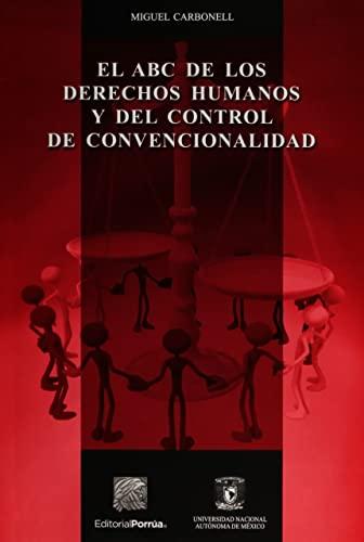 9786070915918: Abc De Los Derechos Humanos Y Del Control De Convencionalidad