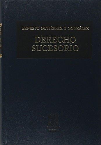9786070918667: DERECHO SUCESORIO INTER VIVOS Y MORTIS CAUSA