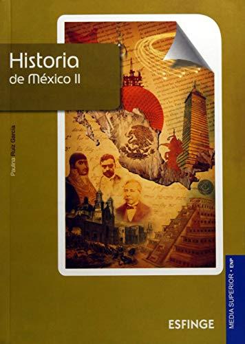 9786071003218: HISTORIA DE MEXICO II. BACHILLERATO