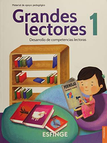 9786071003942: Grandes lectores 1. Desarrollo de Competencias lectoras-primaria-
