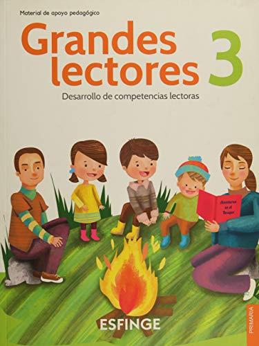 9786071003966: Grandes lectores 3. Desarrollo de Competencias lectoras