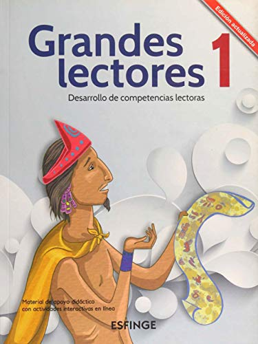 9786071004277: Grandes lectores 1. Desarrollo de competencias lectoras (Secundaria)