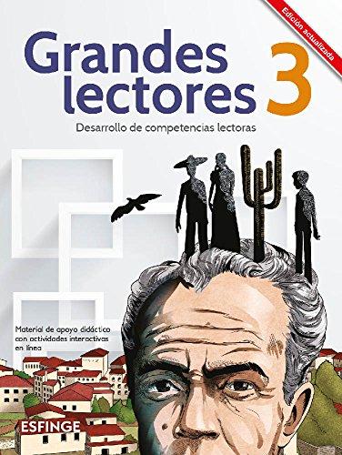 9786071004291: Grandes lectores 3. Desarrollo de competencias lectoras (Secundaria)