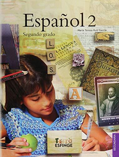 9786071004321: Español 2 Serie Terra Segundo grado