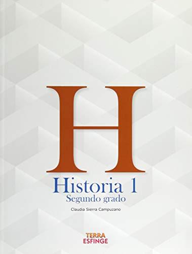 9786071004345: Historia 1 Serie Terra Segundo grado