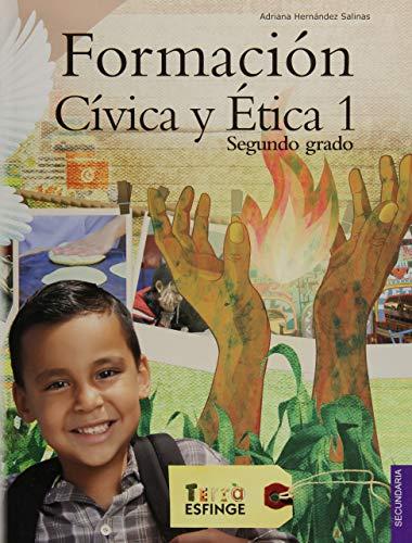 9786071004352: Formación Cívica y Ética 1 Serie Terra Segundo grado