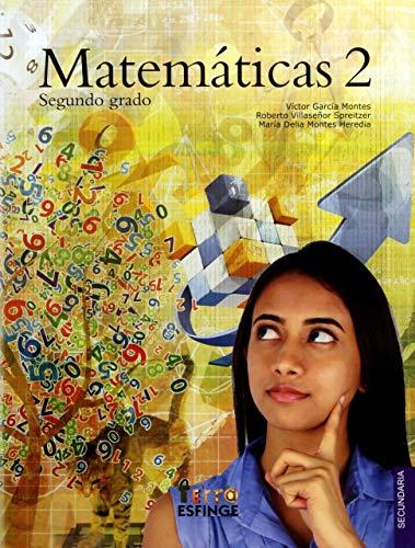 9786071004376: Matemáticas 2 Serie Terra Segundo grado